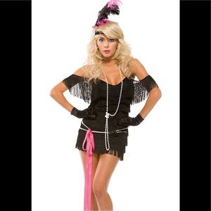 Forplay Flapper Costume